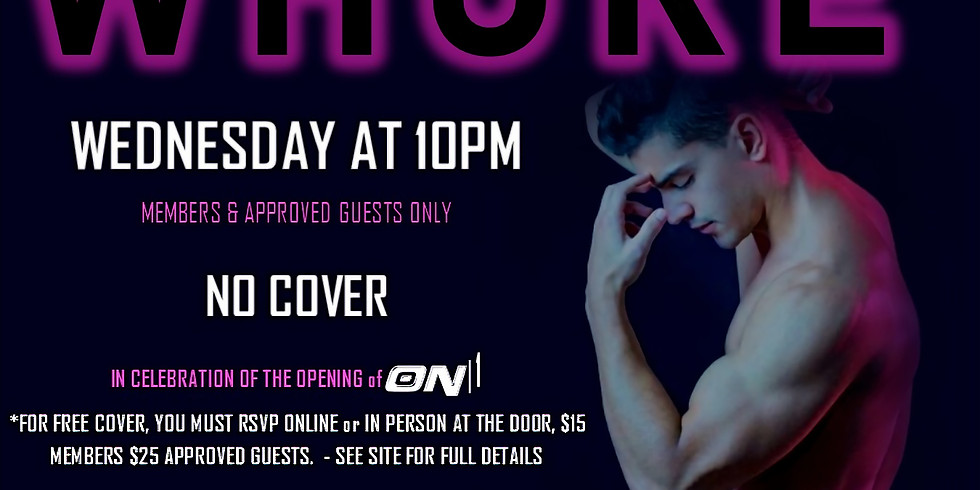 10PM SESSION! WHORE at OINK NIGHT