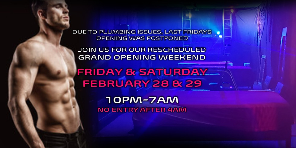 XCHANGE - Rescheduled GRAND OPENING PARTY Part 1