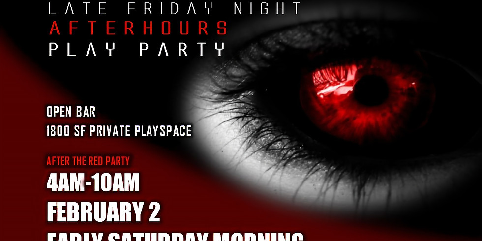 RED EYE After Hour Play Party @ OINK NIGHT