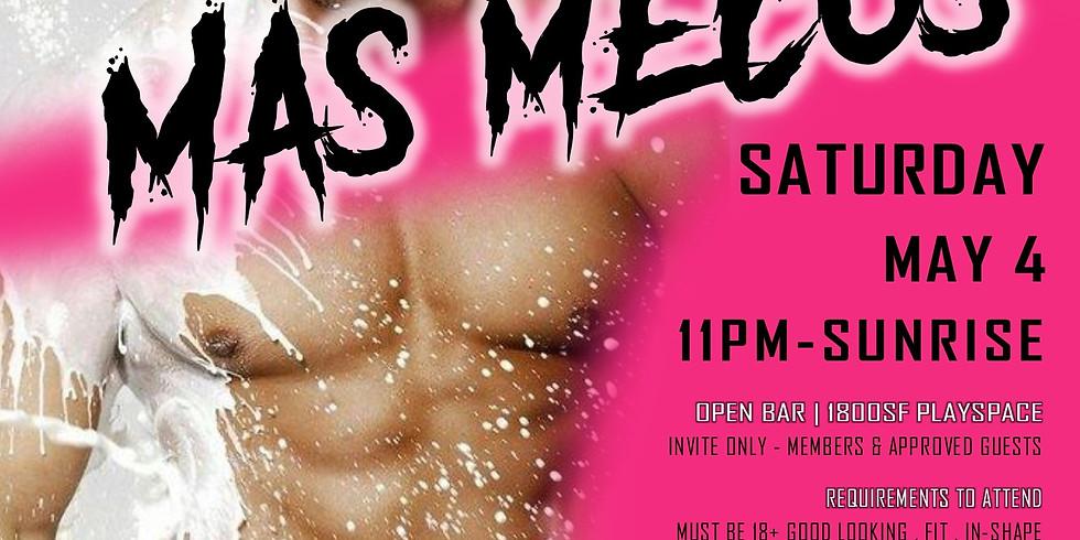 MAS MECOS - SATURDAY NIGHT AFTERHOURS (1)