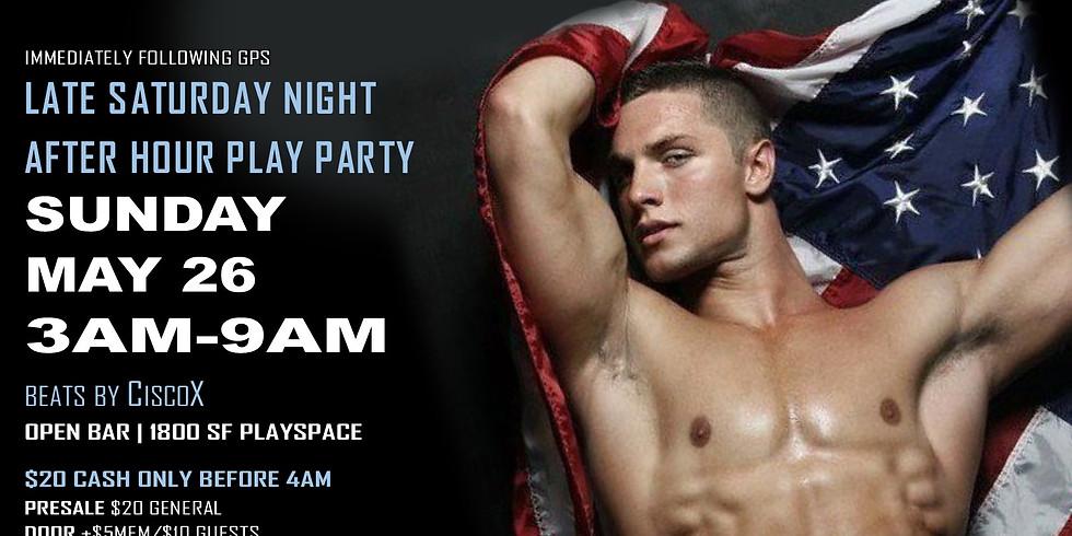 UNLOAD - Tonight at 3AM!