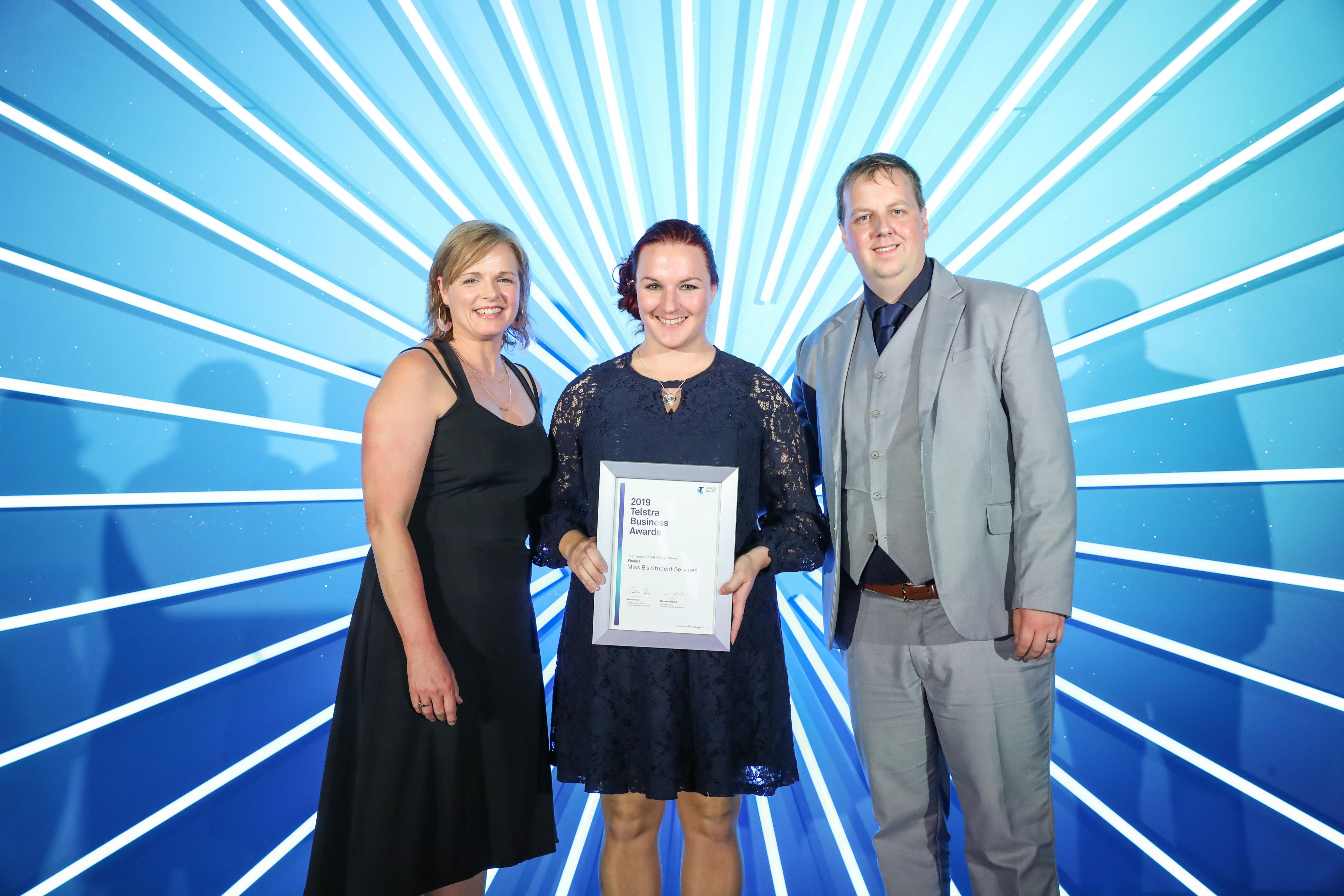 Telstra Biz Awards TASMANIA383