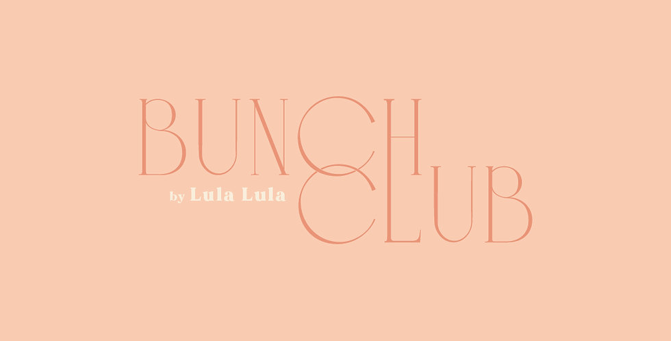 Bunch Club by Lula Lula - Monthly Bouquet Subscription