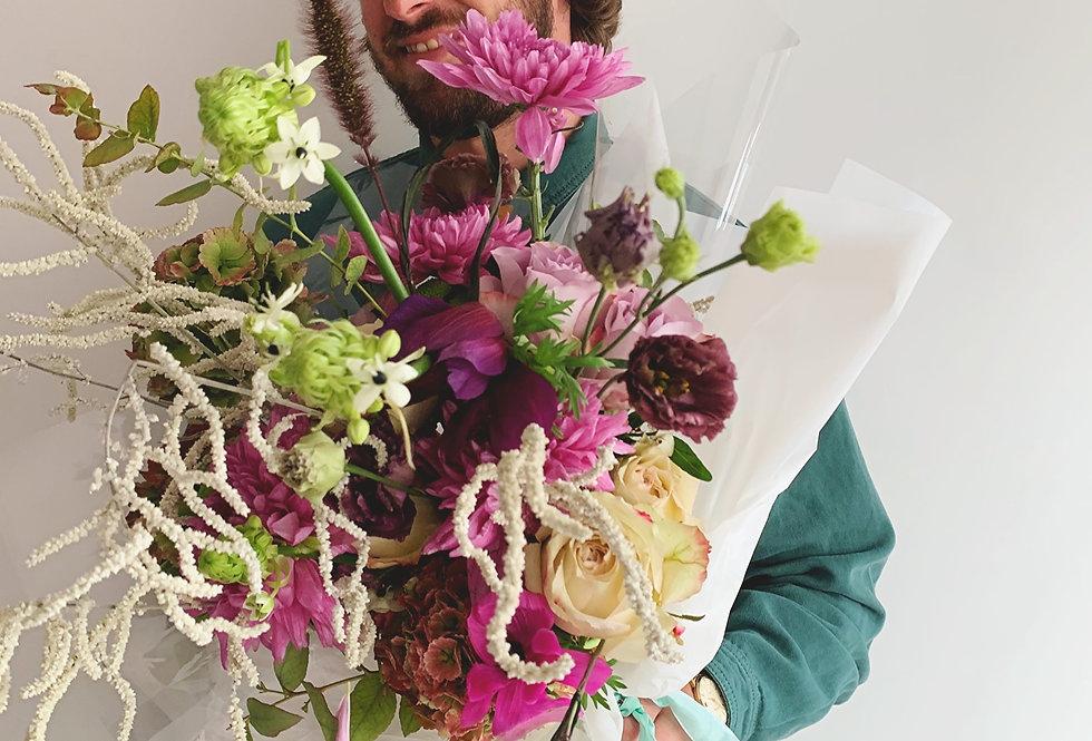 Bouquet - WONDERFUL WORLD
