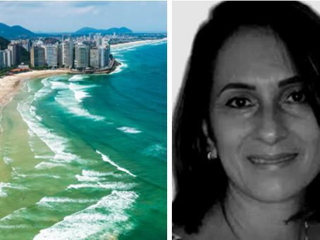 Guarujá tem sua Diretora Regional: Maria Elizabet Paez Rodriguez (Betty)