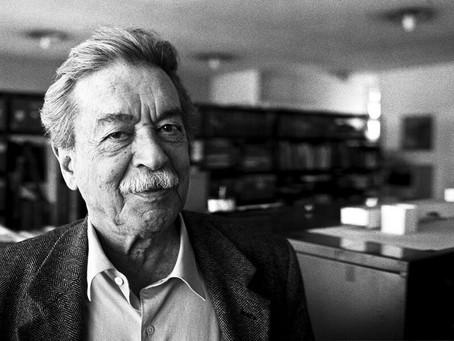 No auge de sua fama mundial, Paulo Mendes da Rocha falece, aos 92 anos, em São Paulo