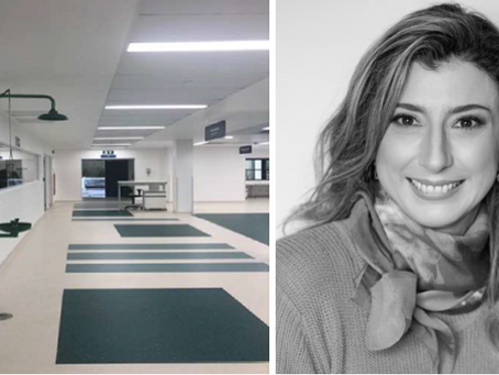 Eleonora Zioni assume a Consultoria em Planejamento Hospitalar e Design Sustentável na rede e-DAU