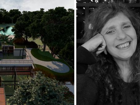 A arquiteta e urbanista Martha Nader assume a Direção Regional de Cotia, SP, Brasil