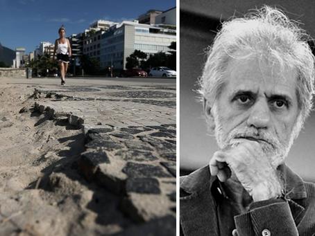 Joaquim Redig e um núcleo interdisciplinar de profissionais estudam melhoramentos para as calçadas d