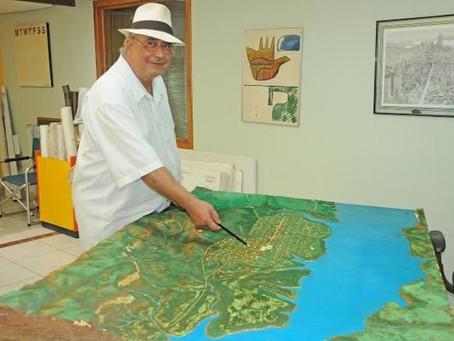 Novo presidente da e-DAU é o arquiteto e urbanista brasileiro