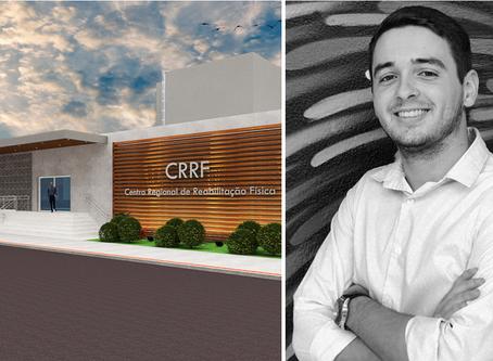 Marlon Valim assume o cargo de Diretor Regional da rede e-DAU, em Alegre, ES, Brasil