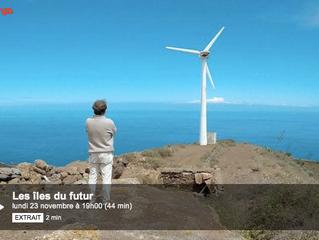 Documentaire : Les iles du futur