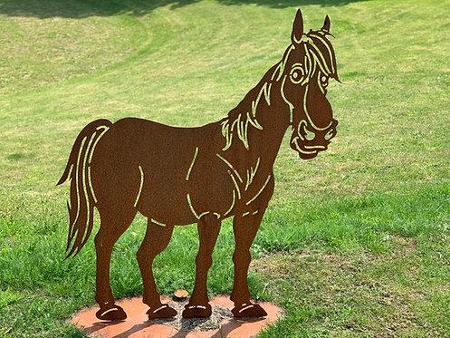 Pferd Comic 2