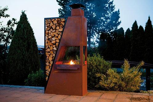 """Kaminofen """"Barbecue"""""""