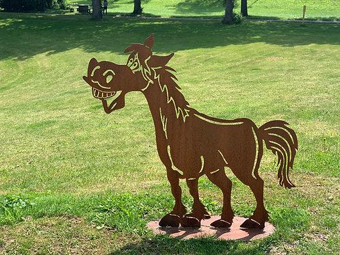 Pferd Comic 1