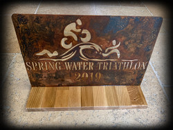 Coupe Spring Water Triathlon