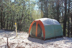 Tent sites are available right on the river with beautiful views while others are located closer to the interior of the park for easy access. No matter what type of camping experience you are looking for, we have the perfect accommodations for you!