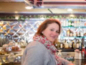 Marianne Weidel traduction menu restaurant