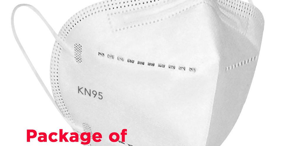 KN95 Mask - Qty 100