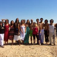 Hira Hosen (Hosèn) - Ascension Catalyst - Workshop Israel 2014