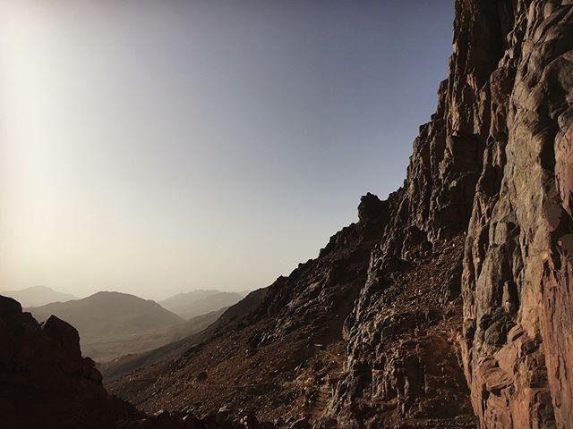 Hira Hosen - Egypt - Mount Sinai