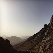 New Earth - Mount Sinai - Spiritual Journeys in Egypt - Hira Hosèn