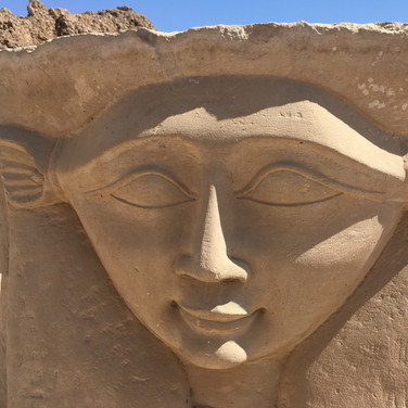 Hathors - New Earth - Spiritual Journeys in Egypt - Hira Hosèn