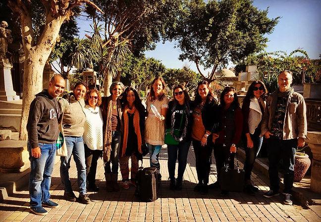 Hira Hosen Egypt Sacred Site Tours & Workshops