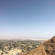 Jericho - Mount of Temptation -New Earth - Spiritual Journeys in Israel - Hira Hosèn