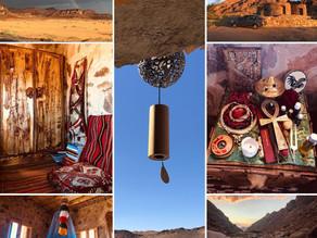 Sinai Retreat ~ The Arrival