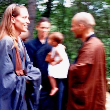 Hira Hosen (Hosèn) - Ascension Catalyst - Nun Ordination 2007