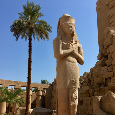 New Earth - Karnak Temple - Spiritual Journeys in Egypt - Hira Hosèn