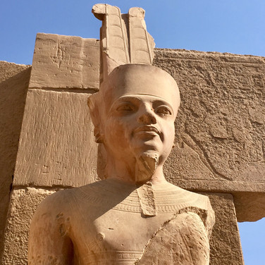 New Earth Cruise - Karnak Temple - Spiritual Journeys in Egypt - Hira Hosèn