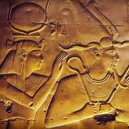 New Earth - Isis & Osirius - Spiritual Journeys in Egypt - Hira Hosèn