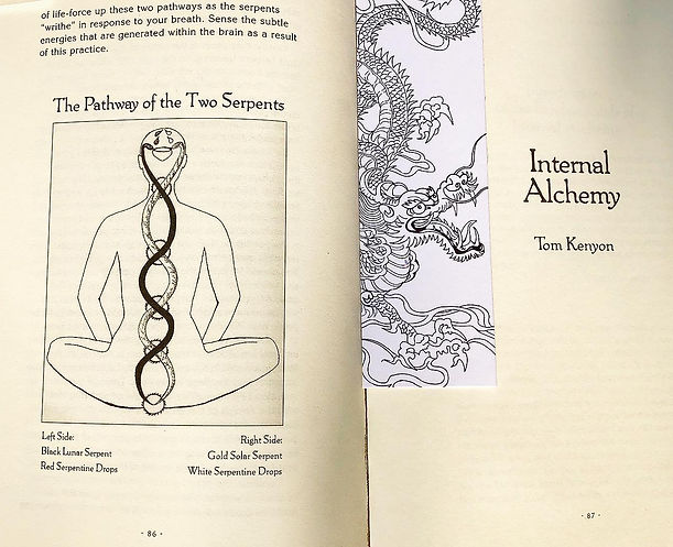 Magdalen Manuscript - Hira Hosen - Mary Magdalena - Kundalini - Egyptian tantra