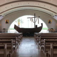 Magdala - New Earth - Spiritual Journeys in Israel - Hira Hosèn