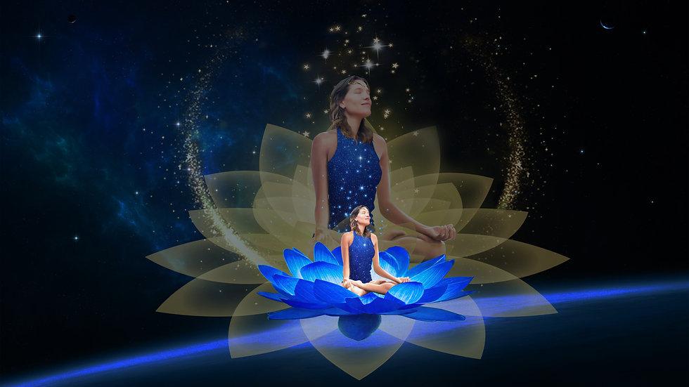Hira Hosen Ride your Lotus