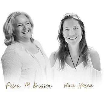 Petra Brussen & Hira Hosen
