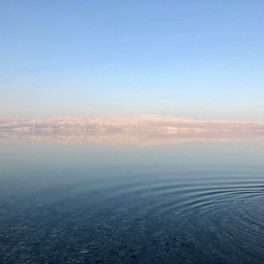 Dead Sea -New Earth - Spiritual Journeys in Israel - Hira Hosèn