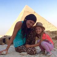 New Earth - Spiritual Journeys in Egypt - Hira Hosèn
