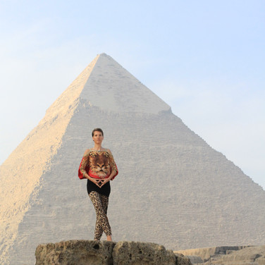 New Earth Cruise - Spiritual Journeys in Egypt - Hira Hosèn