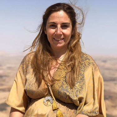 New Earth - Spiritual Journeys in Israel - Hira Hosèn