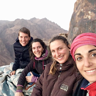 New Earth - Mount Sinai - Spiritual Journeys in Egypt - Hira Hosèn