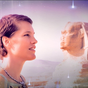 New Earth - Spiritual Journeys in Egypt - Hira Hosèn