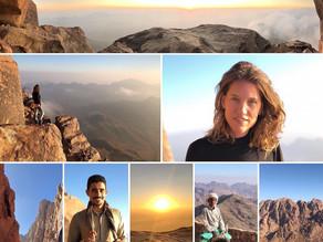 Sinai Retreat ~ Moses Mountain
