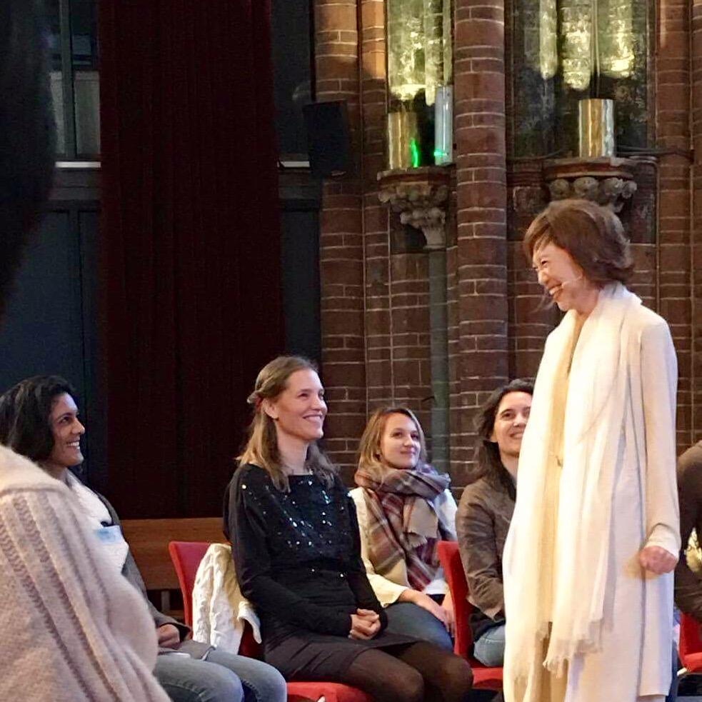 Ayako Sekino, Amsterdam