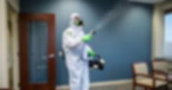 corona disinfection sanitizer