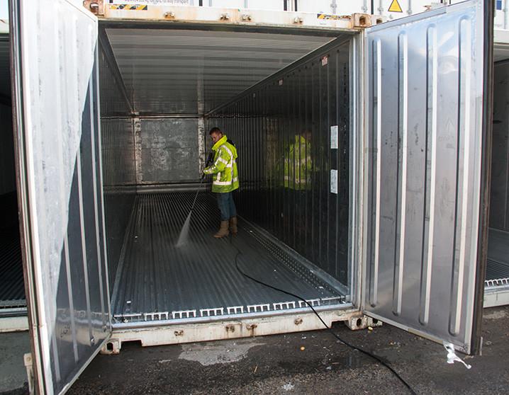Logistics Pest Control