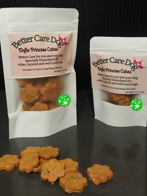 24ct per Bag, Case of 12 packages for Small Dogs
