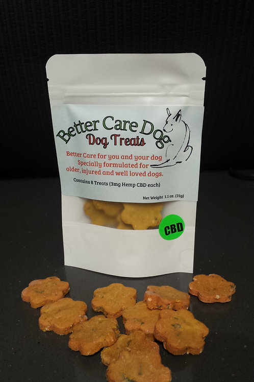 (8 pieces)  Better Care Dog (Medium and Large Dogs)
